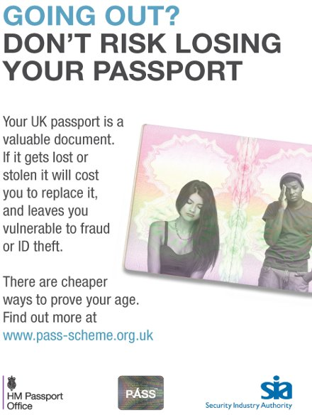 Home Office-PASS campaign
