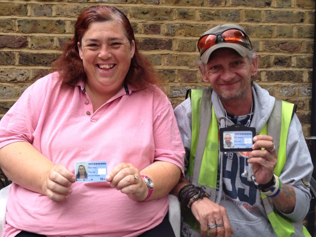 CitizenCard-Ace of Clubs partnership-Sharon and Sean's story