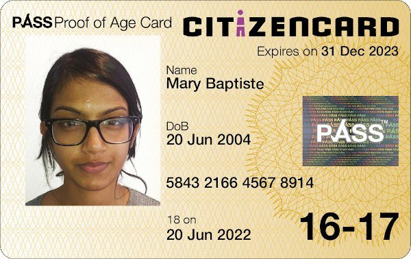 Apply for a UK ID card Online - CitizenCard